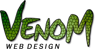 Venom Web Design